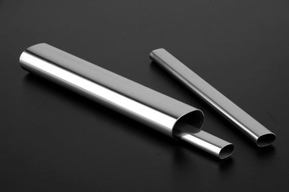 不锈钢扁圆管